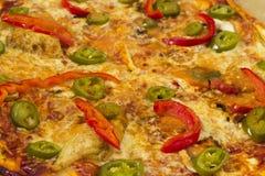 Pizza Royalty-vrije Stock Foto's