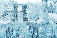 De smelting van het ijs royalty-vrije stock afbeelding