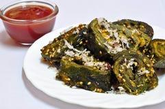 De Snack Patra van Gujarati Royalty-vrije Stock Foto