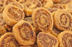 De snack van Bhakarwadi stock foto's
