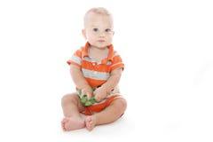 De Snack van de baby royalty-vrije stock afbeelding