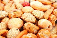 De snack van de rijst Royalty-vrije Stock Foto's