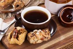 De Snack van het Baklavagebakje Royalty-vrije Stock Afbeelding
