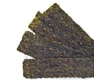 De snack van het zeewier stock foto