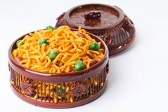 De snack van Muruku royalty-vrije stock foto's
