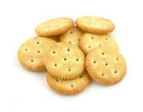 De snackcrackers van de groep Stock Fotografie