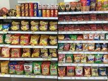 De Snacks Royalty-vrije Stock Fotografie