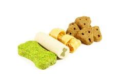 De Snacks van de hond Stock Afbeelding