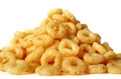 De snacks van de kaas royalty-vrije stock fotografie