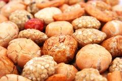 De snacks van de rijst Royalty-vrije Stock Foto's