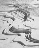 De sneeuwachtergrond van Abstarct royalty-vrije stock afbeelding