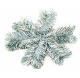 De sneeuwvlok van de fonkeling Royalty-vrije Stock Fotografie