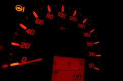 De snelheid van de automaat Royalty-vrije Stock Foto's