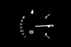 De snelheid van de automaat Stock Foto's