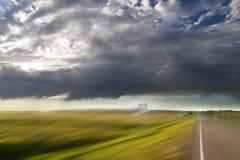 De Snelheid van de prairie Stock Afbeelding