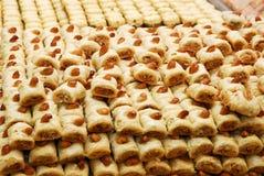 De snoepjes van Baklava Royalty-vrije Stock Afbeeldingen