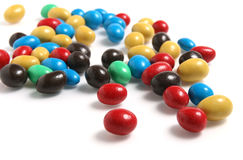 De snoepjes van de chocolade Stock Fotografie