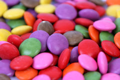 De Snoepjes van de chocolade Royalty-vrije Stock Foto