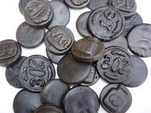 De snoepjes van de daling van Holland Stock Fotografie