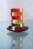 De snoepjes van de fruitmarmelade Royalty-vrije Stock Foto