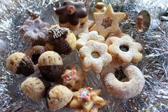 De snoepjes van Kerstmis Royalty-vrije Stock Fotografie