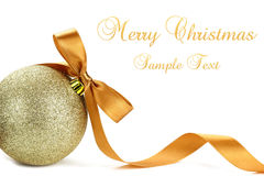 De snuisterij van Kerstmis Royalty-vrije Stock Afbeeldingen