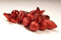 De snuisterijen van de kerstboom Royalty-vrije Stock Foto