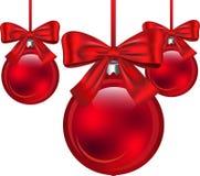De snuisterijen van Kerstmis Stock Afbeelding