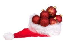 De snuisterijen van Kerstmis Royalty-vrije Stock Afbeelding