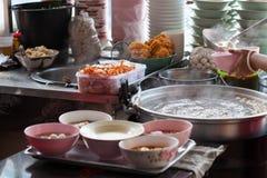 De soep Thai van Tom Yum Royalty-vrije Stock Foto's