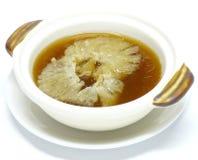 De soep van de haaivin Royalty-vrije Stock Afbeeldingen