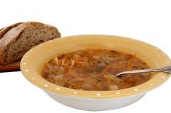 De soep van de kool Royalty-vrije Stock Afbeeldingen