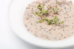 De soep van de linze Stock Fotografie