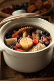 De soep van de pinda Royalty-vrije Stock Fotografie