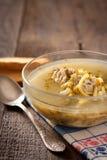 De soep van het lam Royalty-vrije Stock Foto