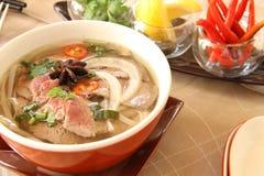 De soep van het rundvlees Royalty-vrije Stock Foto