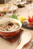 De soep van het rundvlees Royalty-vrije Stock Fotografie