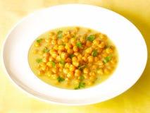 De soep van kekers Royalty-vrije Stock Afbeelding