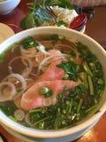 De soep van Pho Royalty-vrije Stock Foto