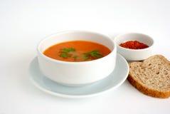 De soep van Tarhana Royalty-vrije Stock Afbeeldingen