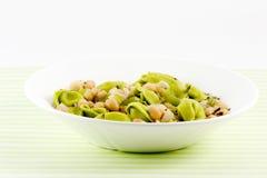De soep van Tortellini Royalty-vrije Stock Foto