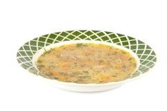 De soep van vermicelli Stock Foto's