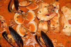 De soep van vissen Royalty-vrije Stock Afbeelding