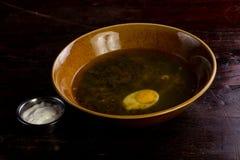 De soep van de de zomerzuring stock foto's