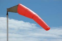 De sok van de wind royalty-vrije stock afbeelding