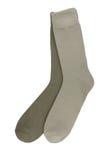 De sokken van mensen Stock Afbeelding