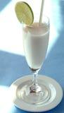 De sorbet van Champagne Stock Foto