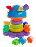 De Sorteerder van de vorm. Het stuk speelgoed van Childs vormsorteerder Royalty-vrije Stock Fotografie