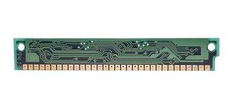 De Spaander van de Ram van de computer Royalty-vrije Stock Afbeelding