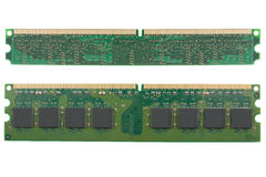 De spaander van het computergeheugen Royalty-vrije Stock Foto